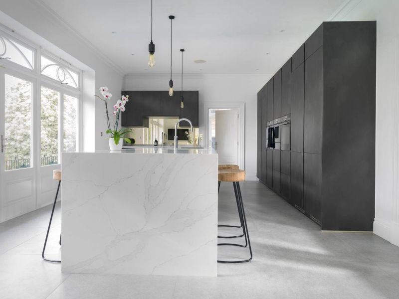 KBD - Signature Kitchen by Design, Colin and Anne bespoke kitchen case study