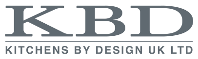 KBD - Kitchen by Design white logo